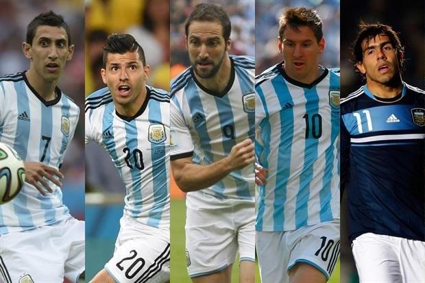 Copa America: l'armada argentine pour un premier sacre depuis 1993