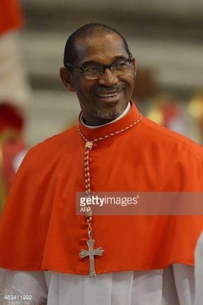 Le Cardinal Arlindo à Dakar