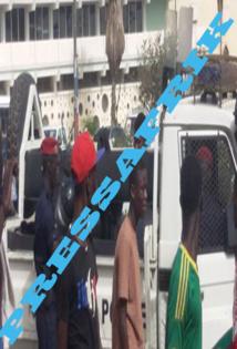 Lutte Zarko-Siteu: un supporter arrêté couteau en main