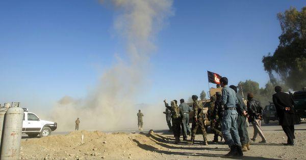 Afghanistan: au moins 17 policiers tués dans le sud du pays