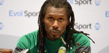 Aliou Cissé dit « merci » et souhaite bonnce chance aux « Lionceaux »