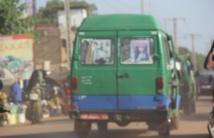 Un véhicule de transport en commun à Bamako (photo d'illustration)