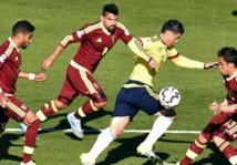Copa América : Colombie 0-1 Venezuela