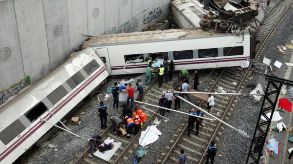 Tunisie : 14 morts dans un accident de train