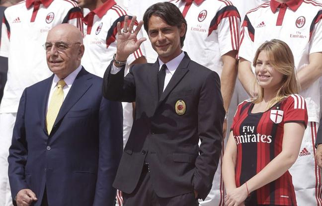 Milan AC: Pippo Inzaghi viré