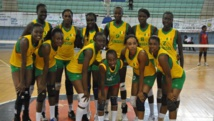 CAN de Volley dames: Sénégal-Algérie, Cameroun-Kenya en demis