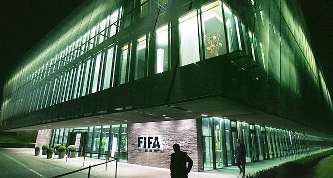 La Fifa «déçue» de la fin du partenariat avec le centre Nobel de la paix