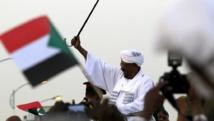 Le président Omar el-Béchir à son arrivée à Khartoum, le 15 juin 2015. REUTERS/Mohamed Nureldin Abdallah