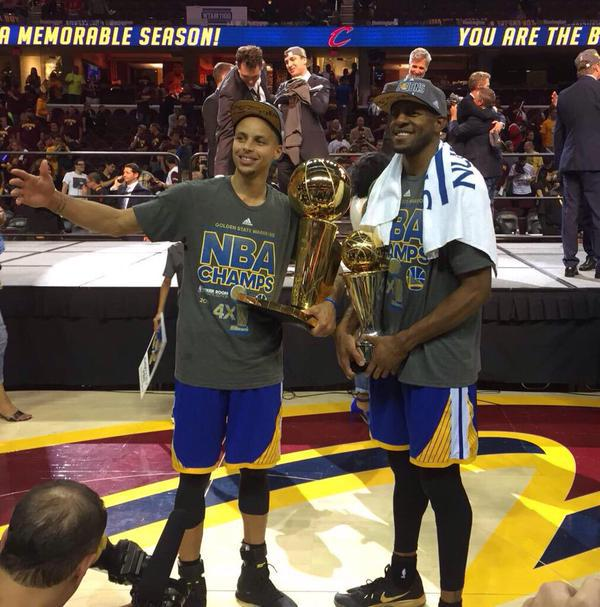 Basket NBA : Golden State champion quarante ans après