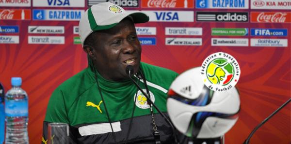 Elimination des Lionceaux (5-0) par le Brésil : Koto met en cause l'inexpérience