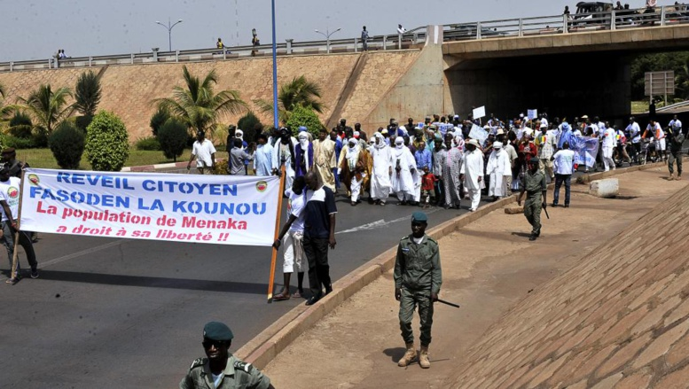 Mali: les mouvements pro-Bamako refusent de quitter Ménaka