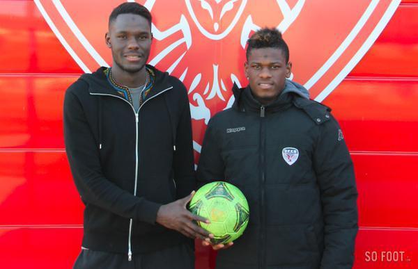 Mondial U20 : Mamadou Thiam et Mouhameth Sané cibles des gros clubs