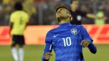 Copa América : Brésil 0-1 Colombie