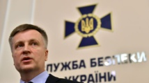 Ukraine: le chef des services secrets limogé