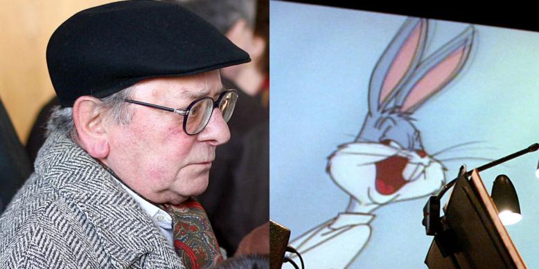 Guy Piérauld, la voix de Bugs Bunny, s'est éteint