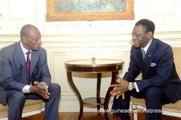 Le président Nguema annonce une conférence sur Ebola en juillet à Malabo