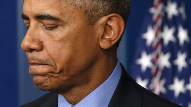 """Barack Obama dénonce des """"meurtres insensés"""""""