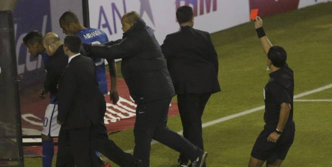 Copa America: Neymar, suspendu 4 matches