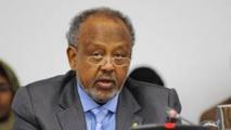 Le président djiboutien Ismaël Omar Guelleh.