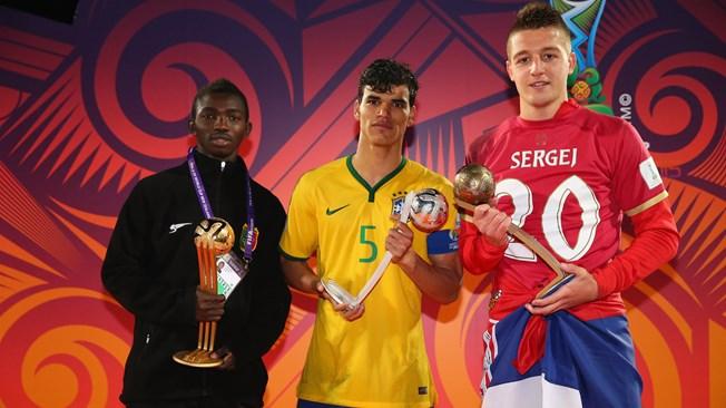 Mondial U20 : Le Malien Adama Traoré en or