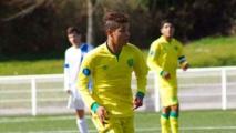 Amine Harit en action avec le FC Nante