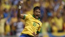 Quatre matches et tournoi terminé pour Neymar!