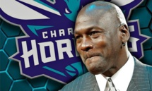 Michael Jordan - Charlotte Hornets