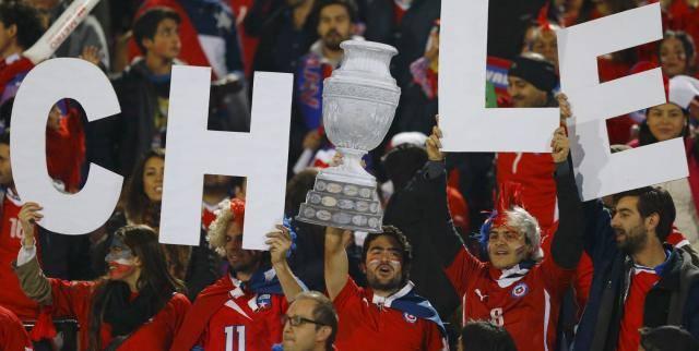 Copa America: baromètre des quarts de finale, attention au Chili !