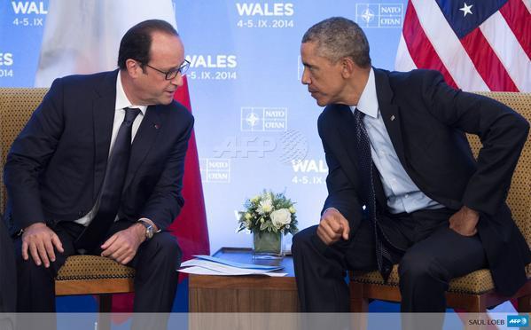 Colère au sommet de l'Etat français, cible des grandes oreilles américaines