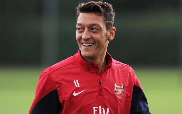 """Mesut Özil : """"Je me sens comme plus robuste désormais"""""""