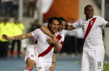 Copa América : Bolivie 1-3 Pérou