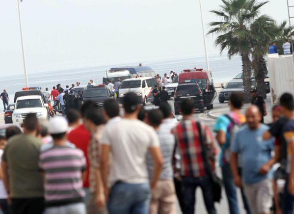 Tunisie: 19 morts à Sousse dans une attaque contre deux hôtels