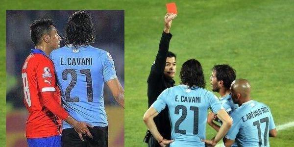 Copa America - Elimination de l'Uruguay : Cavani une année à vite oublier