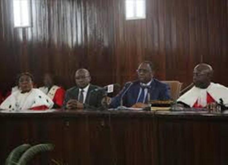 Pape Oumar SAKHO, de la Cour suprême au Conseil Constitutionnel