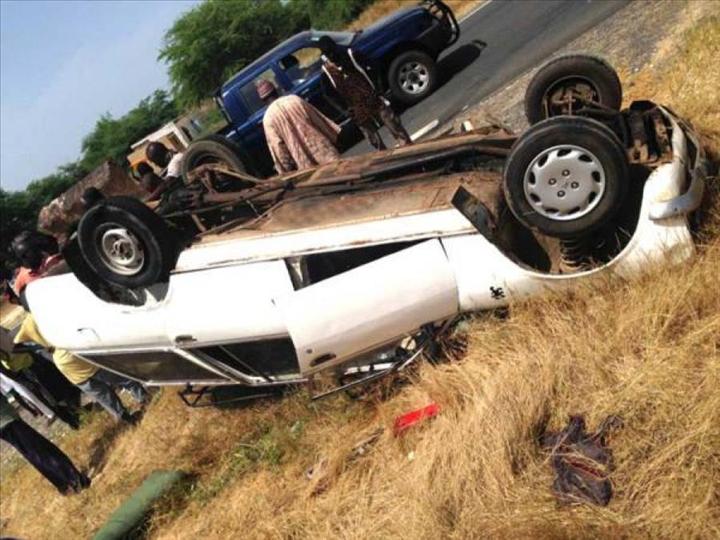 Accident: Un mort sur l'axe Linguère-Dahra