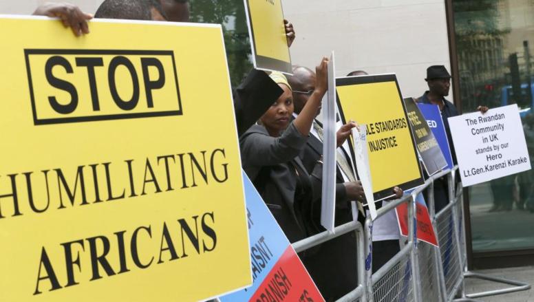 L'UA s'insurge contre l'arrestation du chef du renseignement rwandais