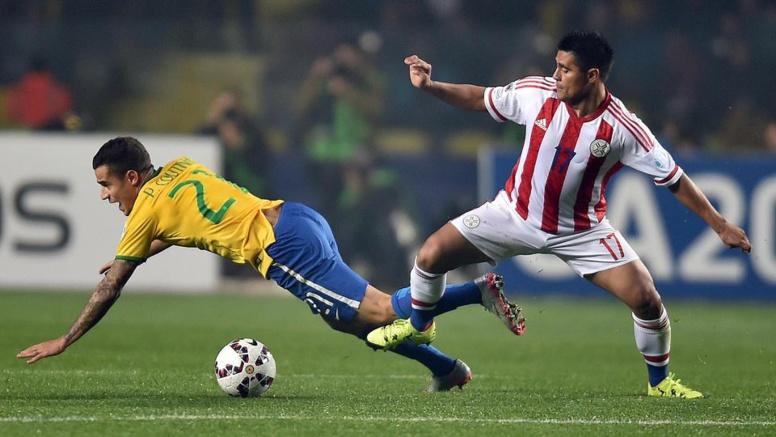 Copa America : Le Brésil éliminé par le Paraguay !