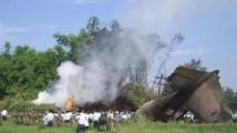 Crash d'un avion militaire en Indonésie: le bilan provisoire s'élève à 116 morts