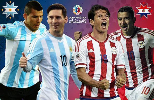 Copa America - demie finale : un explosif Argentine - Paraguay en perspective