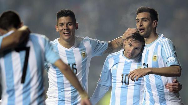 Copa America : l'Argentine humilie le Paraguay (6-1) et rejoint le Chili en finale