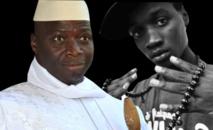 Gambie : le rappeur Ali cham alias Killa Ace défie Yaya Jammeh