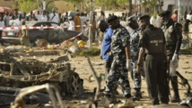 Les mosquées sont souvent prises pour cible par Boko Haram qui estime que l'islam pratiqué au Nigeria est dévoyé. Photo : site de la triple attaque à la bombe contre la Grande Mosquée de Kano, dans le nord du Nigeria, le 28 novembre 2014. REUTERS/Stringe