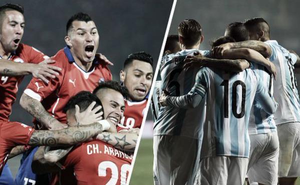 Copa America : Finale Chili-Argentine, une si longue attente