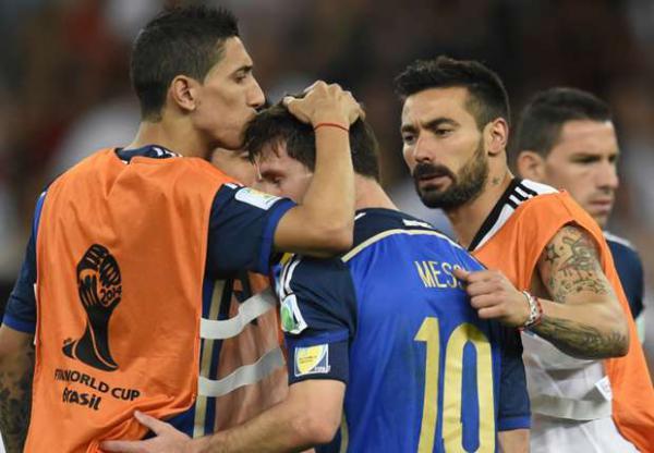 Finale Chili-Argentine : Messi, c'est l'heure !