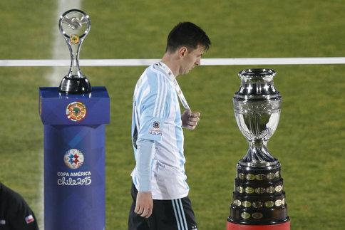 Argentine : Messi, encore raté !