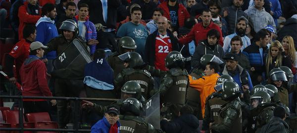 Copa America : La famille de Messi a été agressée au stade