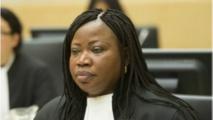 Fatou Bensouda a rencontré à Conakry les autorités et les familles des victimes des violences de septembre 2009.