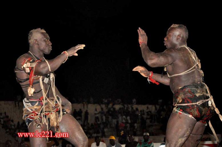 Combat contre Gouye Gui: Ama Baldé s'entraîne avec Bathie Séras à Rebeuss