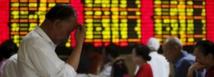 Panique sur les Bourses chinoises, les cours plongent