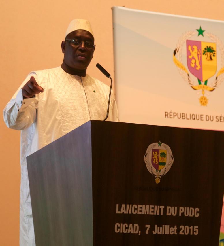Réponse au CONGAD : Pourquoi le choix du PNUD (ministère de la Bonne gouvernance)
